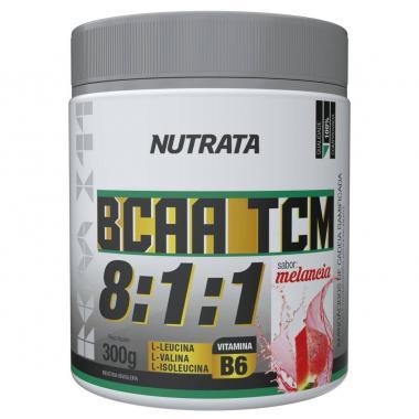 BCAA 8:1:1 com TCM 300g Nutrata