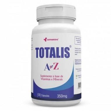 Totalis A Z 350mg 120 cápsulas Catalmedic