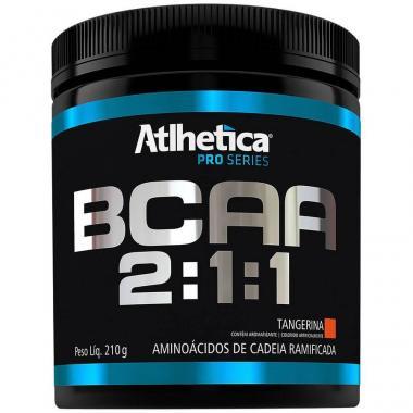 BCAA 210g Pró Series 2:1:1 Atlhetica Nutrition