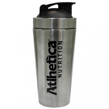 Coqueteleira (shaker) Inox Atlhetica Nutrition