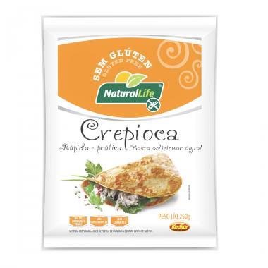 Crepioca 250g Natural Life