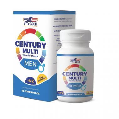 Century Multi Homem 30 comprimidos Vit Gold