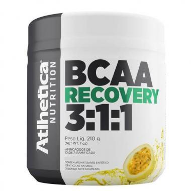 BCAA 3:1:1 Recovery 210g Atlhetica Nutrition