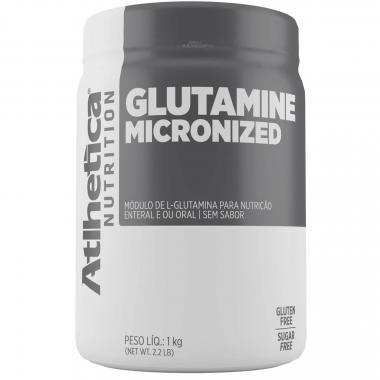Glutamina 1Kg Atlhetica Nutrition