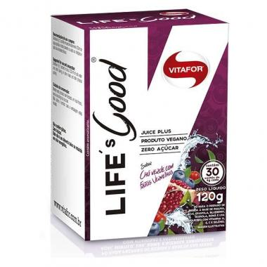Lifes Good Juice Plus 120g (30 sachês) Vitafor