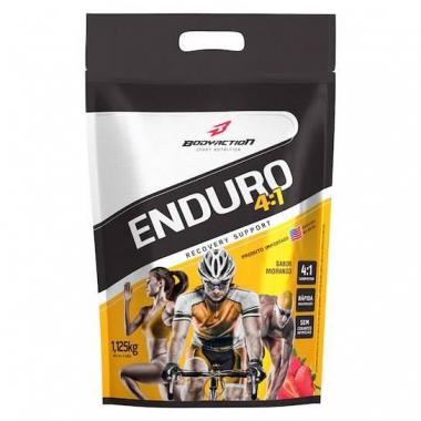Enduro 4:1 Recovery Support 1,125kg Body Action - Morango