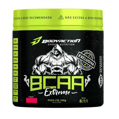 BCAA 8:1:1 Extreme 150g Body Action