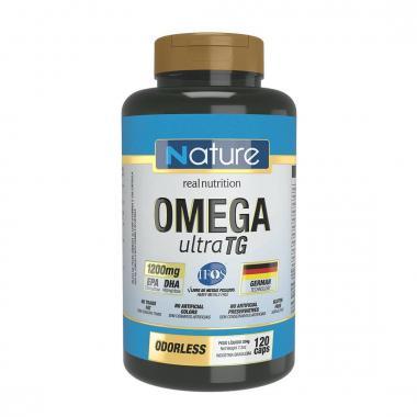 Omega 3 TG 1200mg Ultra 120 cápsulas Nutrata