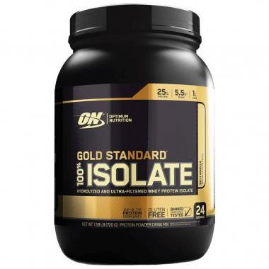 Whey Gold Standard 100% Isolate 717g Optimum Nutrition