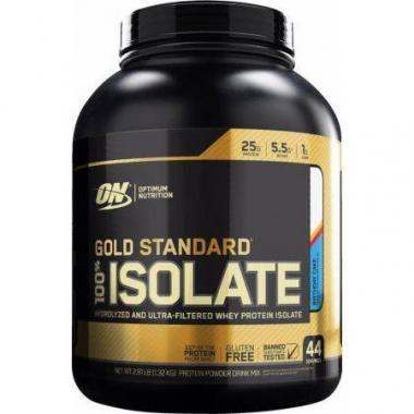 Whey Gold Standard 100% Isolate 1321g Optimum Nutrition