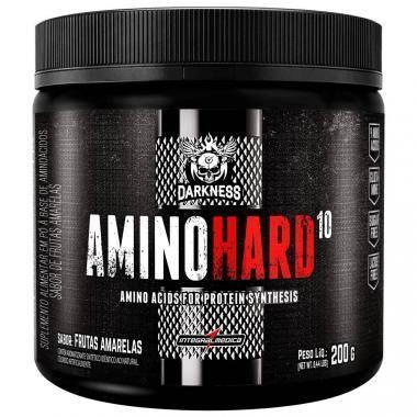 Amino Hard 10 Darkness 200g Integralmédica