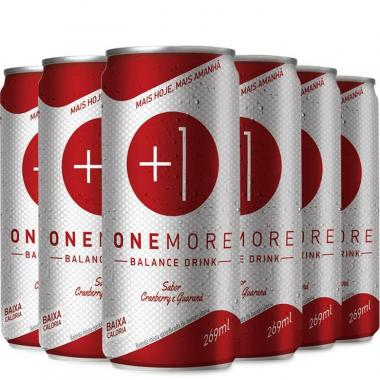 One More Balance Drink 269ml (6 pack)