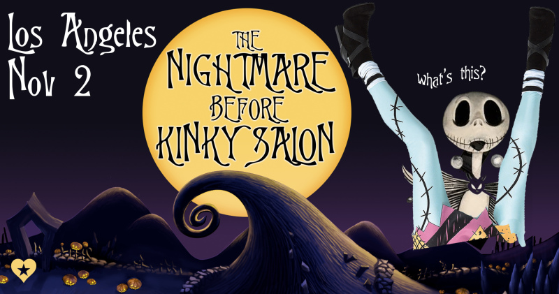 Kinky Salon HALLOWEEN 18th +19th