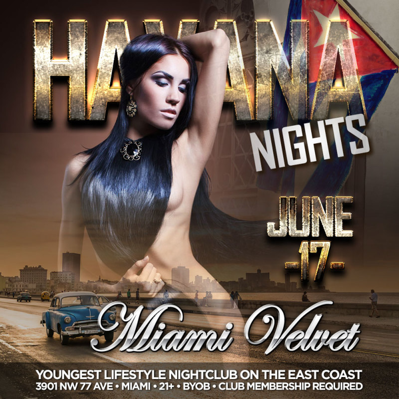 Swingers in havana florida Best Place for Swingers, Miami Velvet, people-and-places, Best of Miami®, Miami New Times