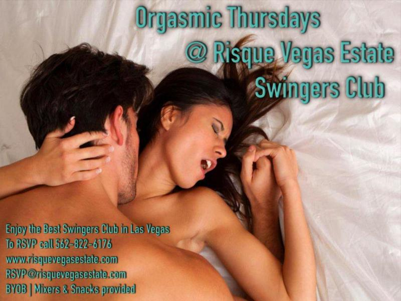 Couple swinger club vegas