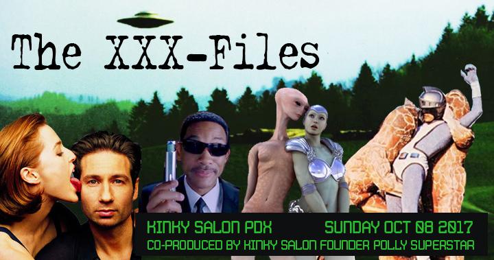Kinky Salon: XXX Files @ Sanctuary | Portland | Oregon | United States