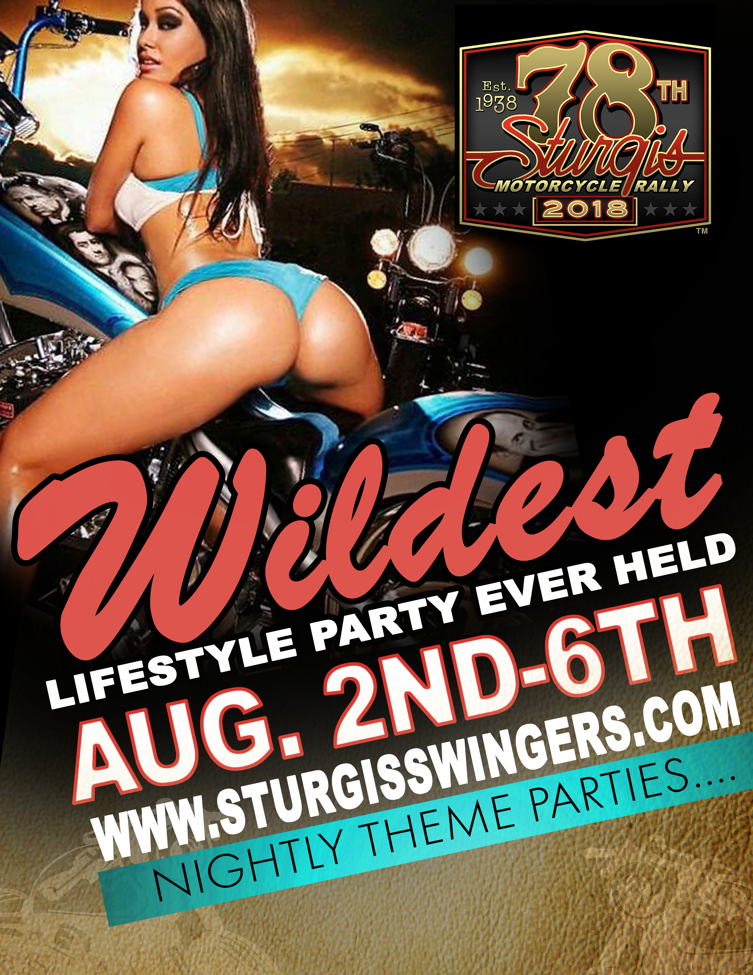 Sturgis swingers Sturgis Bike Rally from l Nudity Photo Gallery by Al Varland at