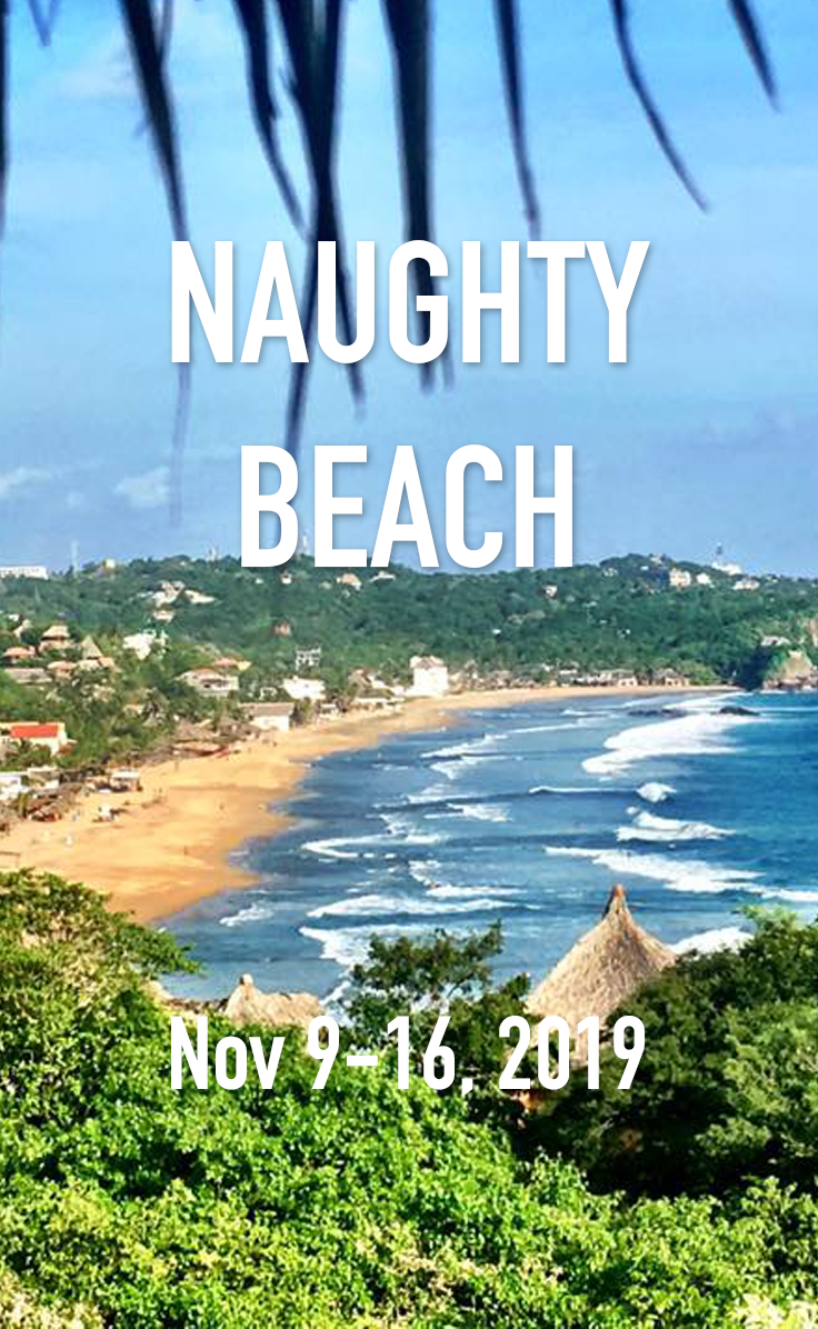 sls events - sls events - naughty beach at naughty beach on nov 03