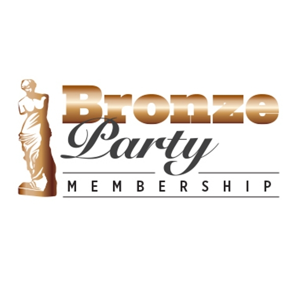 bronze party sf