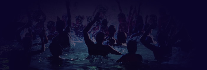 Las Vegas Swinger Party - Topless Pool Parties 2019