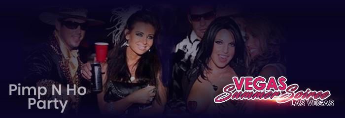 Las Vegas Swinger Pimp N Ho Party 2019