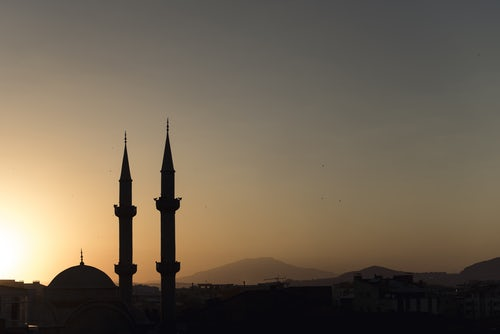 Мусульманские открытки скорбим