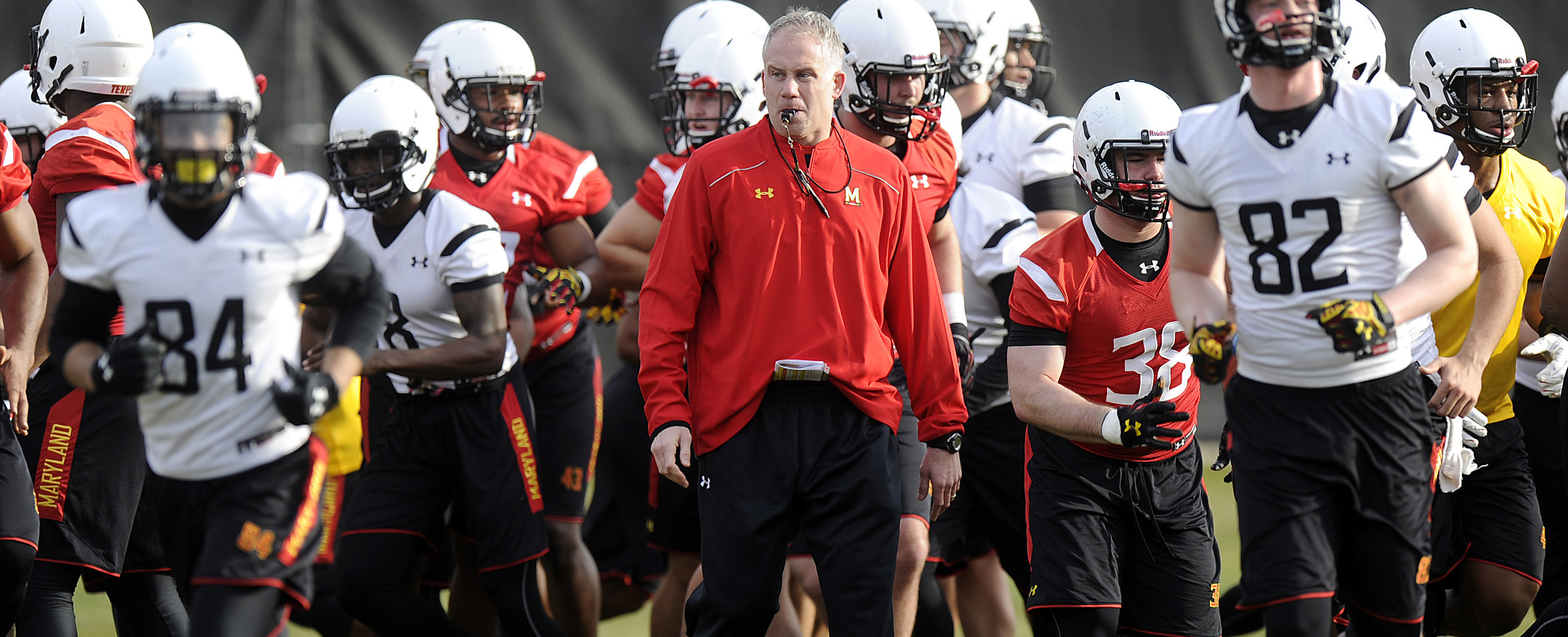 maryland to hold open practice on august 19 - university of maryland