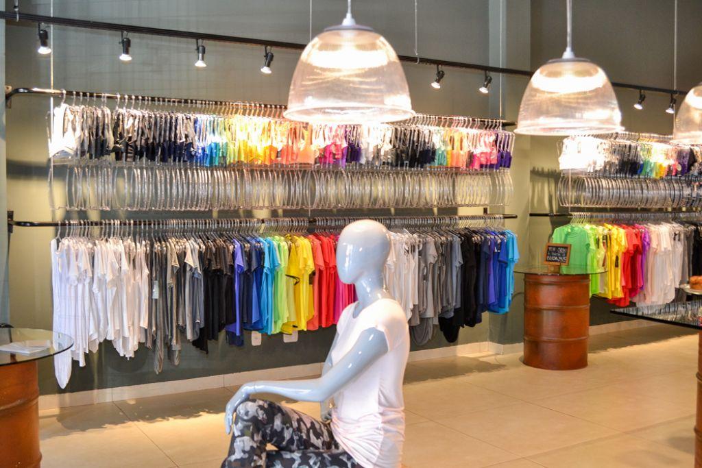 e3997e724 Quase uma década de história  loja inova no conceito de moda fitness (Foto   Divulgação Serafina)
