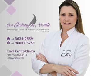 Dra. Josiany de Vicente