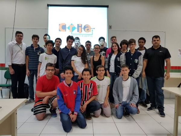 Evento estimula o aprendizado e a qualificação dos futuros profissionais de programação (Foto: Divulgação)