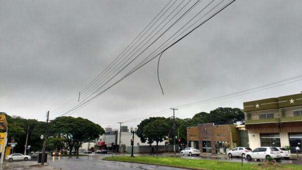Os termômetros devem marcar mínima de 15ºC nesta segunda em Umuarama (Foto: Portal da Cidade Umuarama)