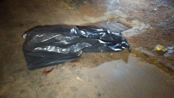 Israel Santaella dos Santos de 22 anos foi atingido por diversos golpes de faca (Foto: tasabendo.com)