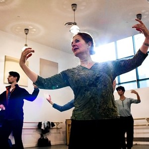 Turocy teaching at mark morris dance studio