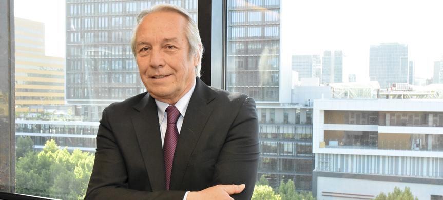 Autoridades UNAB: Rector Julio Castro Sepúlveda (2019 - 2023)