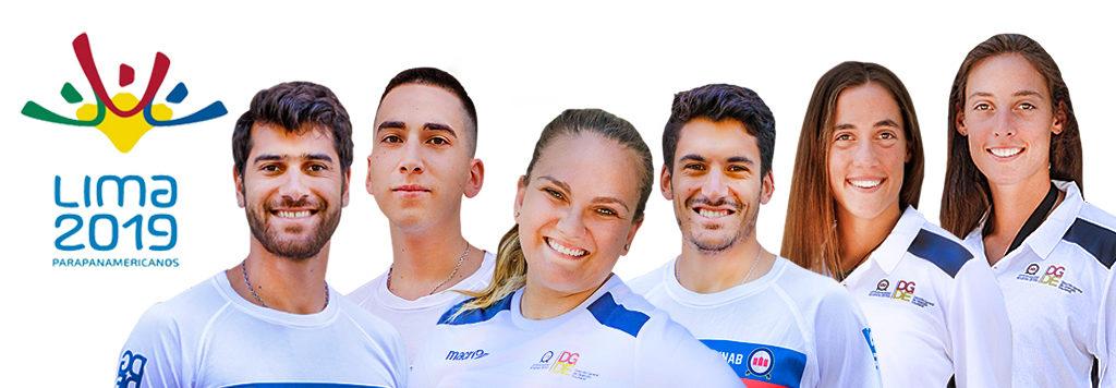 Alumnos UNAB medallistas en los Juegos Panamericanos de Lima 2019