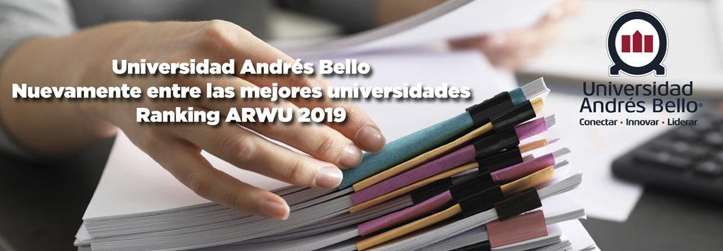 UNAB destaca entre las mejores universidades chilenas en Ranking de Shanghái 2019