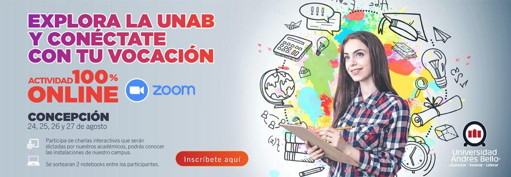 Explora la UNAB Concepción 2020