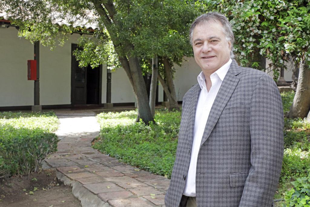 MIGUEL ÁNGEL GONZÁLEZ, Director de Ingeniería en Logística y Transporte Vespertino.