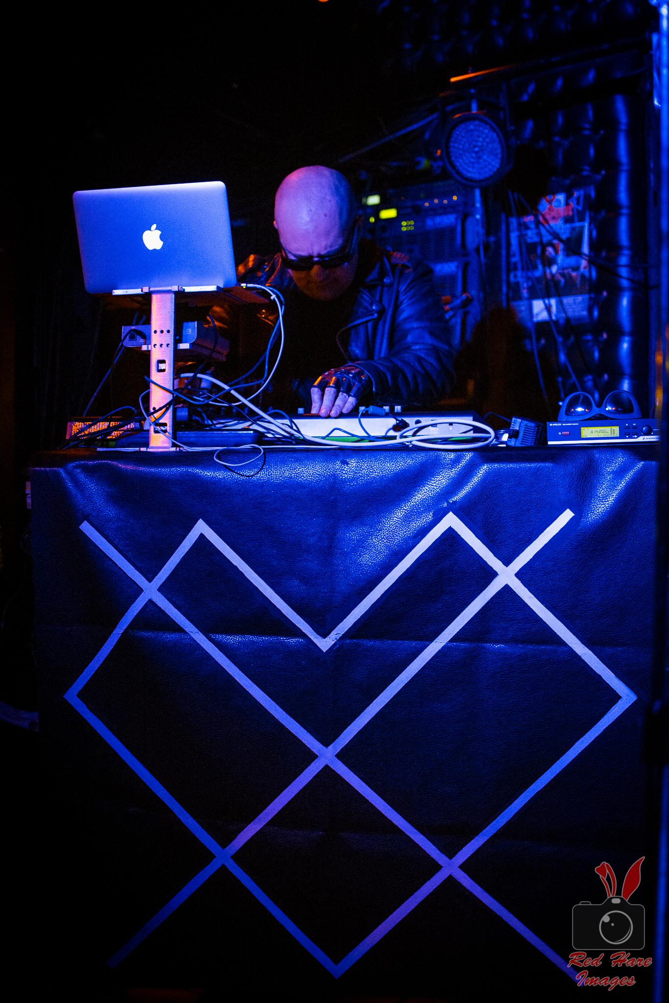 Night Club, Mark Brooks