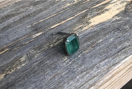 Treasure Hunting Emerald
