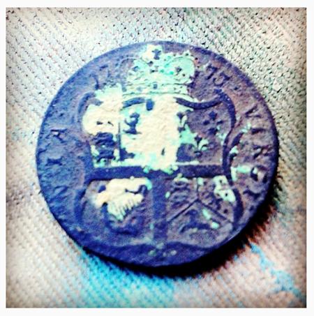 Revolutionary War Coin