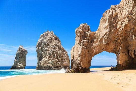 El Arco, Cabo