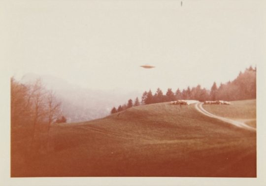 Vintagea UFO