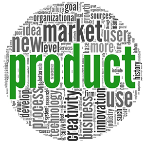 Product cloud
