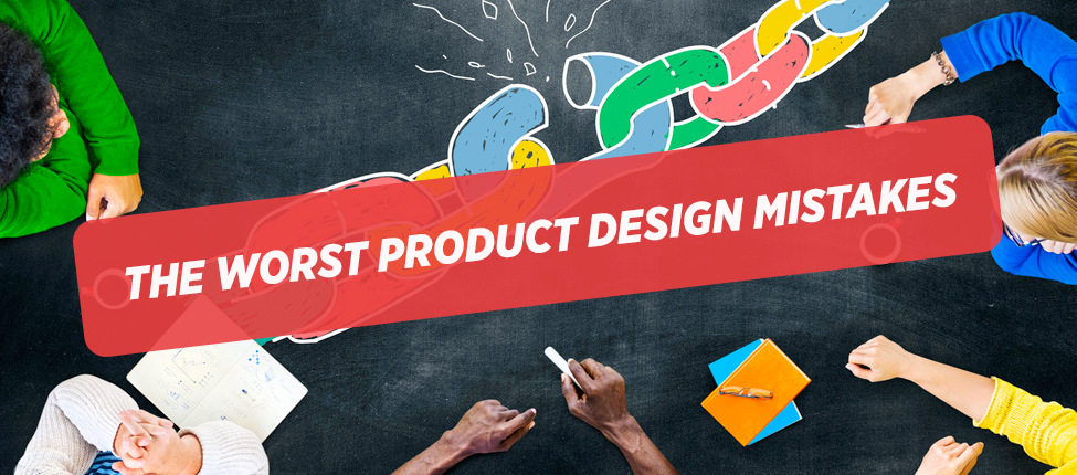 The worst design mistakes