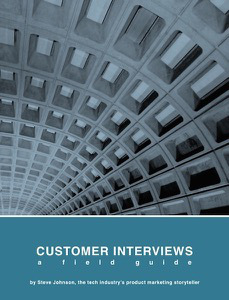 Ebook customer interviews