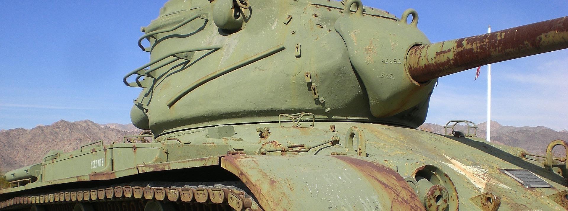 Patton tank 360919 1920