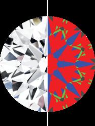 diamond clarity split view