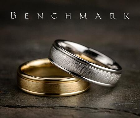 Benchmark Wedding Bands logo