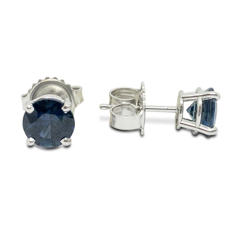 1.92ctw. Sapphire Studs
